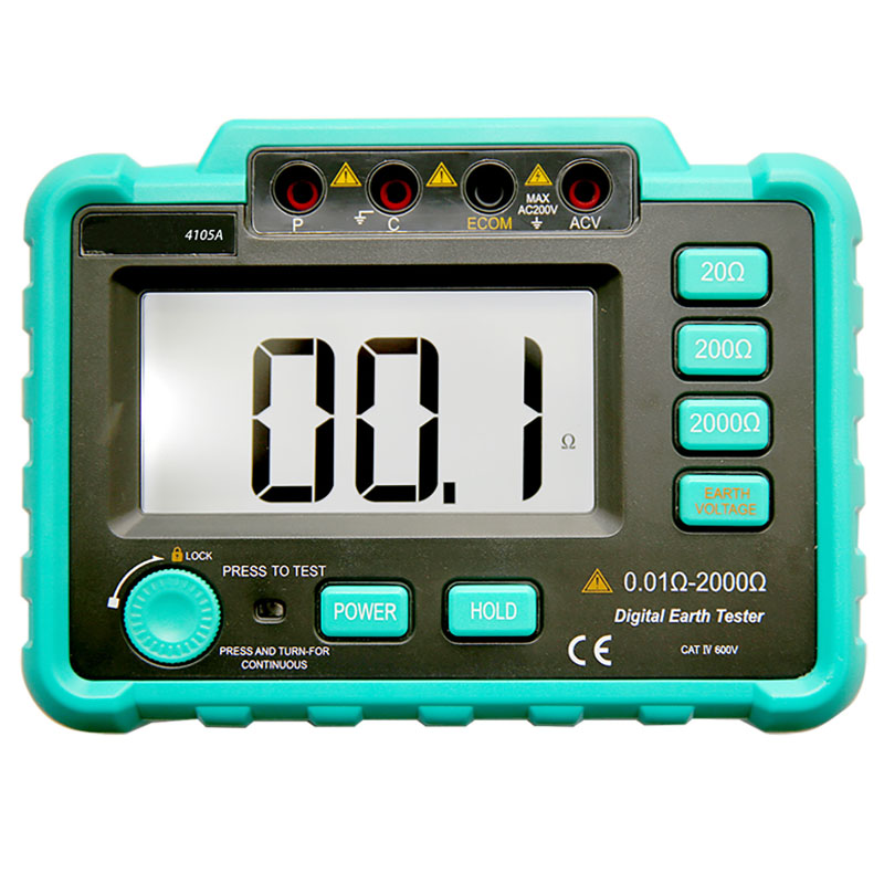 High sensitive Professional Digital Earth Ground 20/200/200Ohm  Insulation Resistance Meter Testing Voltmeter MegohmmeterHigh sensitive Professional Digital Earth Ground 20/200/200Ohm  Insulation Resistance Meter Testing Voltmeter Megohmmeter
