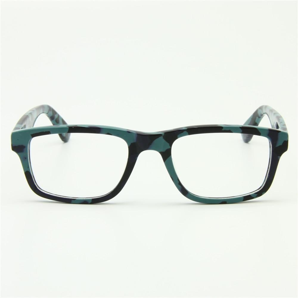 05df4ba55d1 Aliexpress.com   Buy Size 46 18 130 Boys Girls Children Acetate Camouflage Optical  Glasses Frame Light Spring Hinge Temple Adjustable Student Eyewear from ...