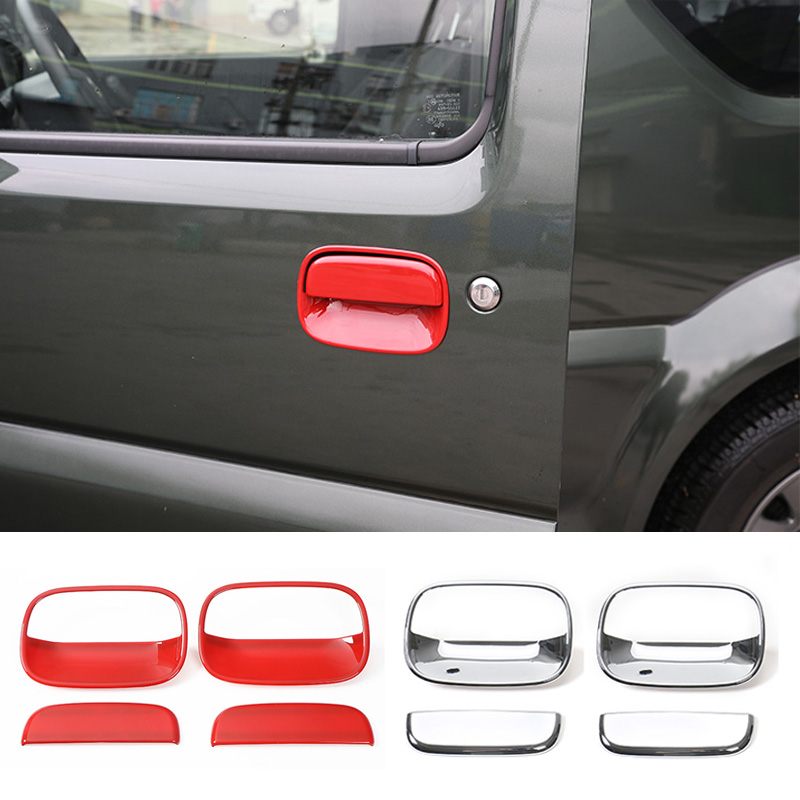buy mopai new arrivals abs car door handle replacement cover trim for suzuki. Black Bedroom Furniture Sets. Home Design Ideas