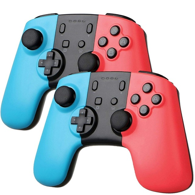 Wireless Game Controller for Nintendo Switch Console PC Android Bluetooth Rechargeable Gamepad Joystick Nintend Switch Pro