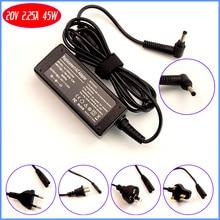 20V 2.25A Laptop Ac Adapter /Battery Charger For Lenovo ADLX45DLC2A ADL45WCD ADL45WCG ADLX45NCCA PA 1450 55LI