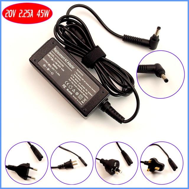 20V 2.25A Laptop Ac Adapter/Ladegerät Für Lenovo ADLX45DLC2A ADL45WCD ADL45WCG ADLX45NCCA PA 1450 55LI