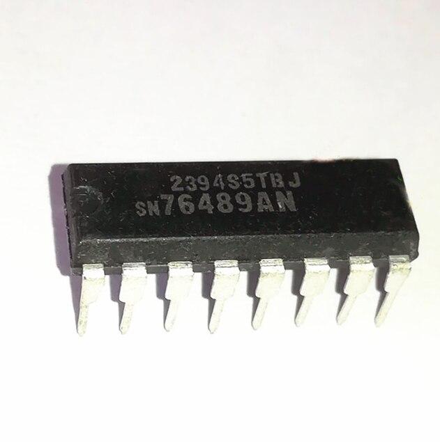 10pcs SN76489AN DIP16 SN76489 DIP-16 SN76489N DIP