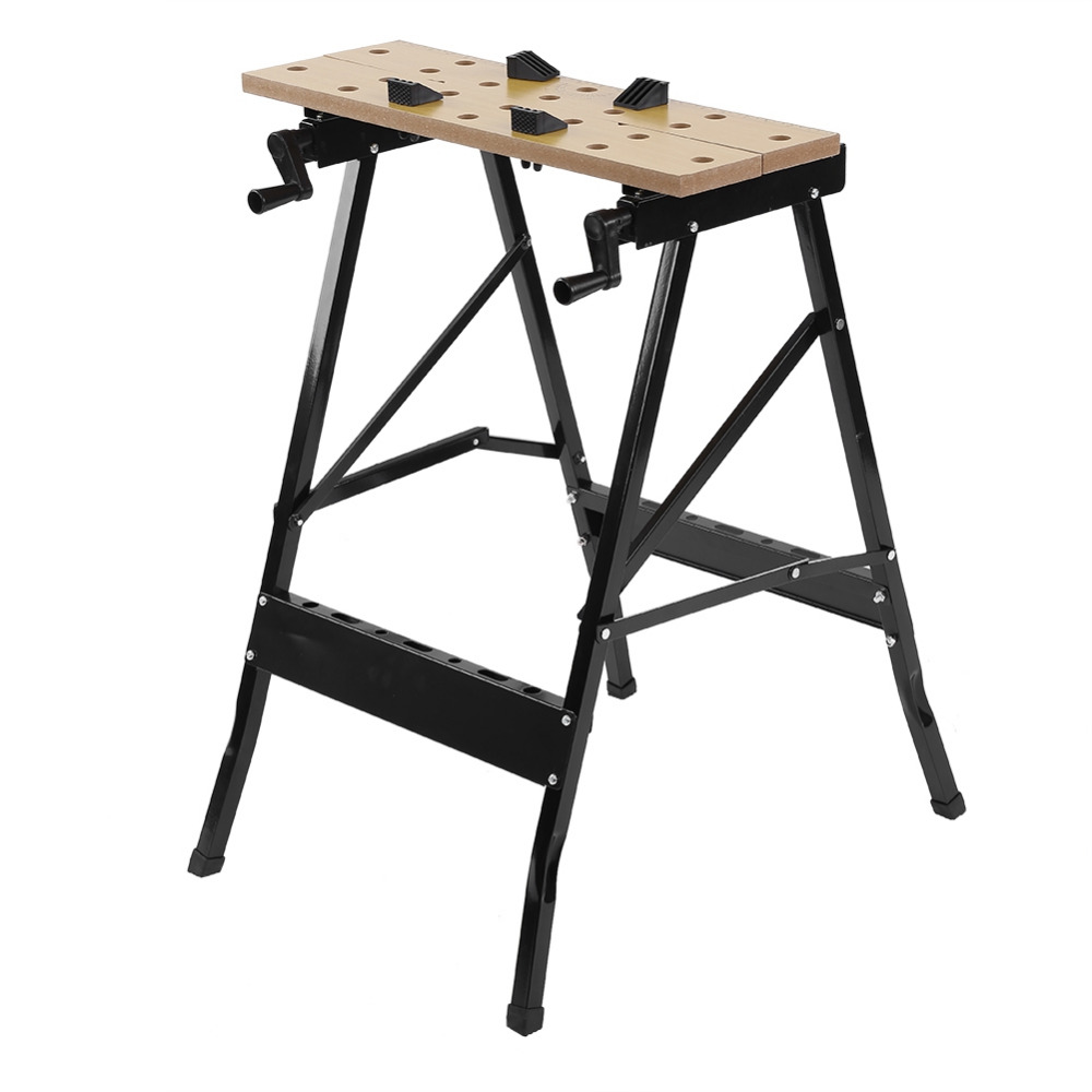 Folding Work Table Tool Workshop Repair Tools Table Shop Woodworking Saw Table Folding Decoration Tool