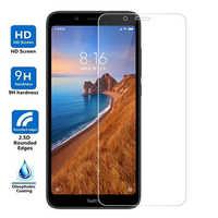 9 H vidrio templado en El para Xiaomi Redmi 4X4 5X5 6 6 Plus Nota 4 5 4X 5A protector de pantalla Cristal película para Redmi 4A 5A 6A A7 vidrio