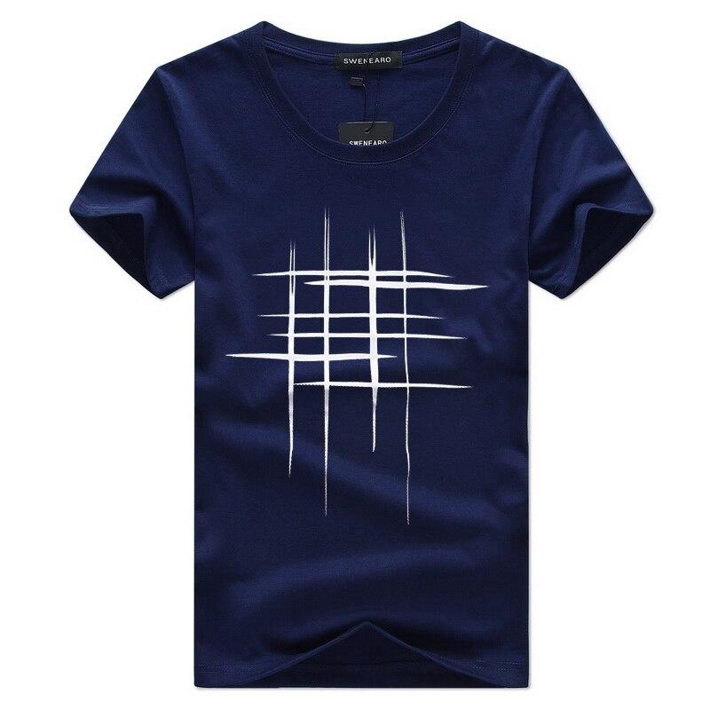 2019 Naujas laiškas Spausdinti marškinėliai Vyriški juodi ir - Vyriški drabužiai - Nuotrauka 5