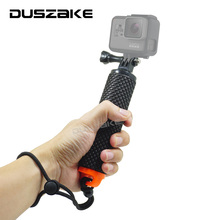Floating Hand Grip For Gopro hero 5 Float bobber stick For Go pro SJCAM Handle pole monopo accessory Sport Action camera(China)