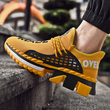 New Hot Sale Men Shoes Summer Brand Casual Shoes Man Lightwe