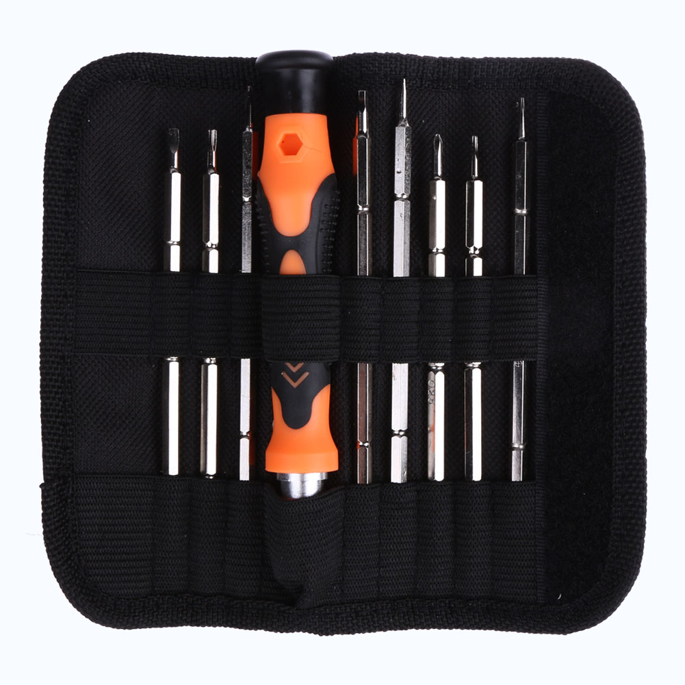 Torx T4 9 In 1 Screwdriver Set T4 T5 T6 T8 T9 Torx Screwdriver For Phone Laptop Computer Maintenance Repair Tools With Oxford Bag