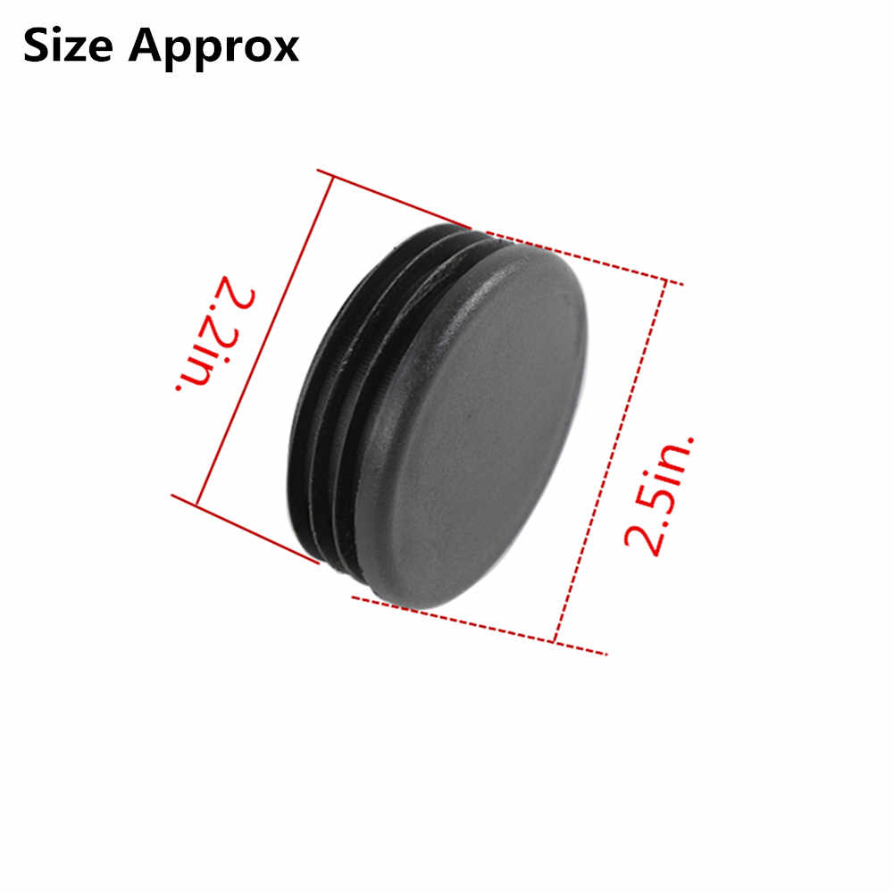 exterior floor drain plugs rubber hole for jeep wrangler jl 2018 black removable waterproof plug  [ 1000 x 1000 Pixel ]