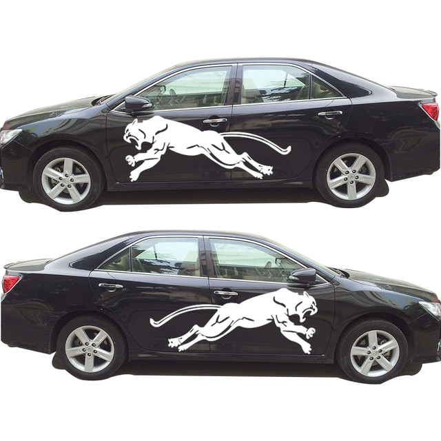 For Toyota Camry Car Styling Accessories Car Body Waterproof Decals ...