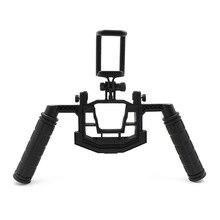 Для DJI Мавик Pro/DJI Spark Drone Ручной Стабилизатор PTZ Камера Gimbal лоток расширение Кронштейн Mavic аксессуары Портативный ручка