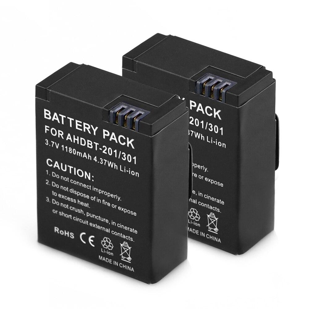 Plus Battery 1180mAh for GoPro Hero 3