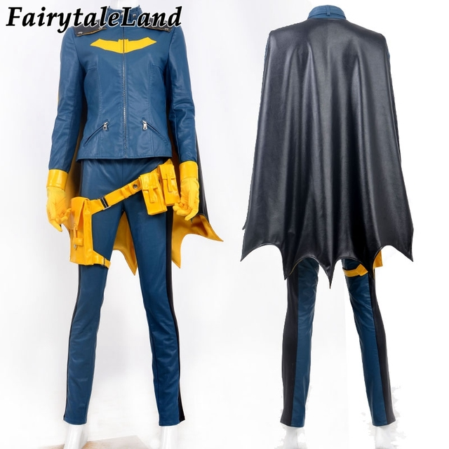 Batman And Catwoman Halloween Costumes.Us 136 05 Batman Cosplay Fancy Leather Halloween Costumes Adult Women Catwoman Cosplay Costume Custom Made Batman Costume In Movie Tv Costumes