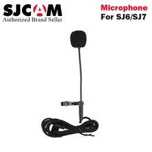 Original SJCAM sj7 mic External Microphone MIC for SJCAM SJ6 LEGEND / SJ7 Star / SJ360 Sports Action Camera Accessories
