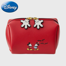 Disney Mickey Printing MakeupBags With Multicolor Pattern Cute Cosmetics Pouchs 2019 Travel Ladies Pouch Women Cosmetic Bag