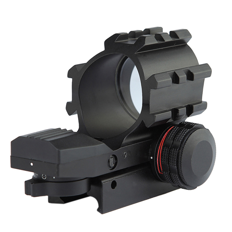 ФОТО NEW Tactical Holographic 4 Reticles Projected Red Green Dot Reflex Sight Scope Mount