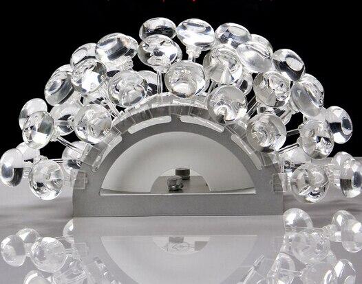 Moderne foscarini caboche led mur lampe acrylique abat jour À