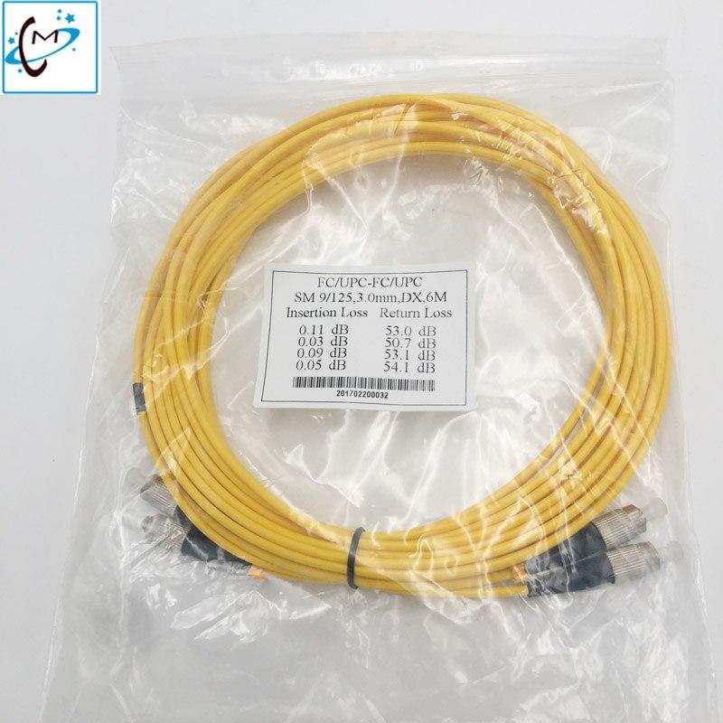 Бесплатная доставка 3 шт./лот Gongzheng iconteck широкоформатный принтер двойная линия круглый носок Дата кабель Infiniti человека волоконно-оптический...