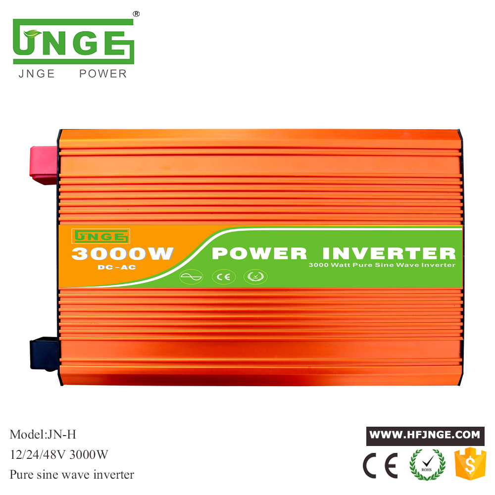 цена на DC 12V 24V 48V to AC 110V 120V 220V 230V 240V pure sine wave solar power inverter 3kw 3000w