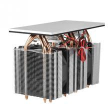 240W электронных полупроводниковых инструментах охлаждения полупроводниковое охлаждение Системы 12V Термоэлектрический охладитель Пельтье компьютер Компоненты