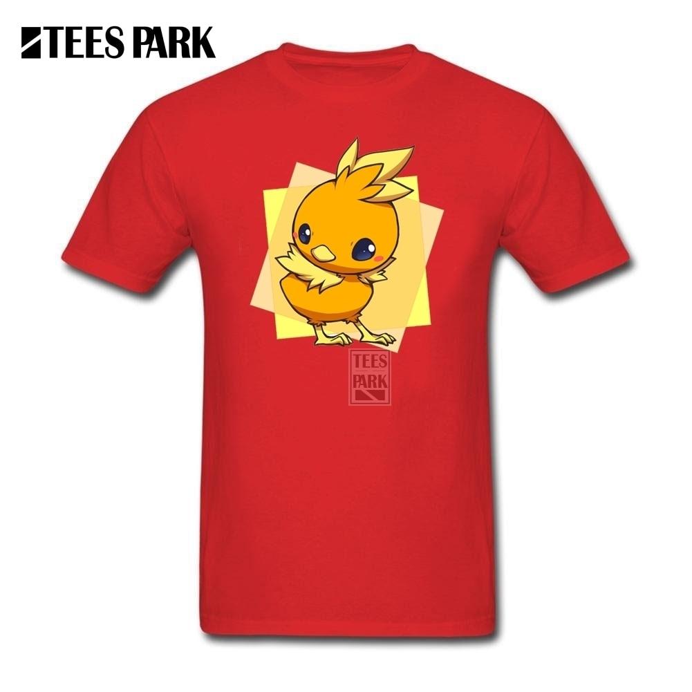 anime-printing-o-neck-t-shirt-font-b-pokemon-b-font-torchic-fire-chicken-teenage-short-t-shirt-high-quality-youth-cartoon-gift-for-men