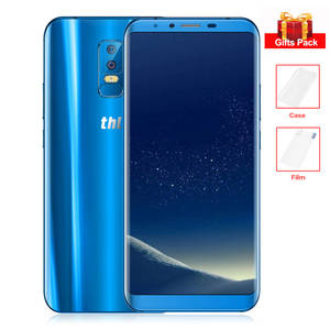 THL Knight MT6750 4 GB + 64 GB 13MP Dual Rear Cams Fingerprint 4G Mobile Phone