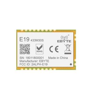 Image 3 - SX1278 Lorawan Lora 433Mhz Ebyte Rf Zender Ontvanger E19 433M30S Lange Bereik Spi 433Mhz Draadloze Rf Transceiver