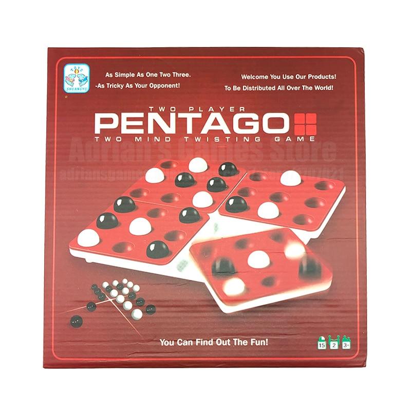 """""""Pentago"""" šachmatų stalo žaidimas """"Gobang for Family / - Pramogos - Nuotrauka 2"""