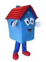 2018 Hot EPE house mascot costume sales Realtors Open Day Adult mascot costume Halloween costume cartoon costume suit