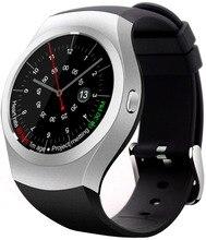 Freies schiff KS2 Smart uhr 1,3 zoll Voll Runde SD Sim-karte smartwatch Bluetooth 4,0 + EDR3.0 Uhren Für IOS Android