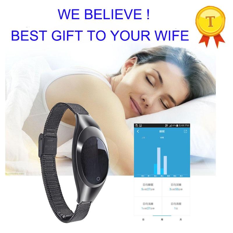 best gift to wife Waterproof Women Men Smart Wristband Bluetooth Bracelet support Blood Pressure Oxygen Heart Rate Monitor