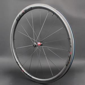Image 2 - Elite KING DT السويسري 240S الكربون دراجة عجلة 30 35 38 45 47 50 55 60 88 مللي متر 700c الطريق دراجة العجلات أنبوبي الفاصلة لايحتاج جاهزة