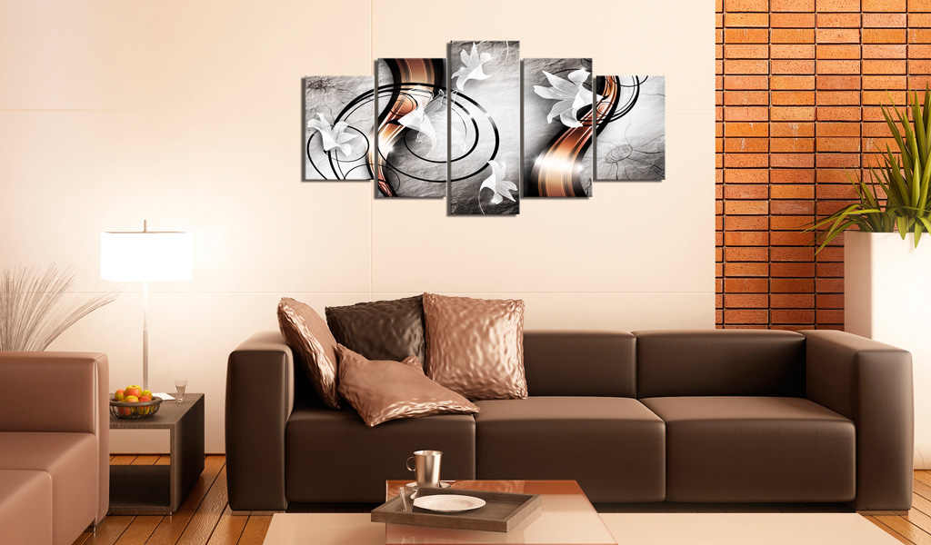 5 pieces/set Abstract poster  Picture Print Painting On Canvas Wall Art Home Decor Living Room Canvas Art PJMT-B (223)