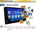 7 Дюймов Гама 2 для Android 4.4 OBD 1080 P Автомобильный GPS Видео мультимедийный Плеер Поддержка WI-FI OBD2 Google Карта Аудио Bluetooth SD Сенсорный экран