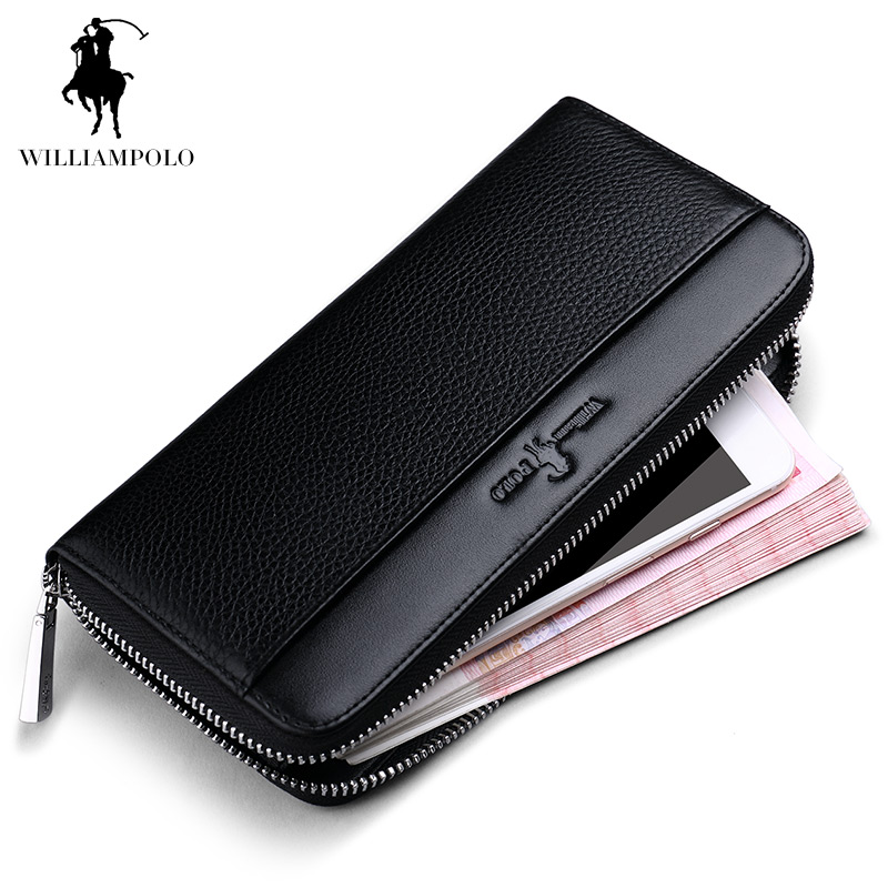 WilliamPOLO 2017 Hot Sale Branded Mens s