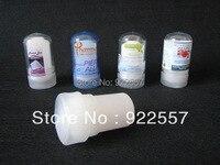 Free Shipping For 5pc 60g Alum Stick Deodorant Stick Antiperspirant Stick