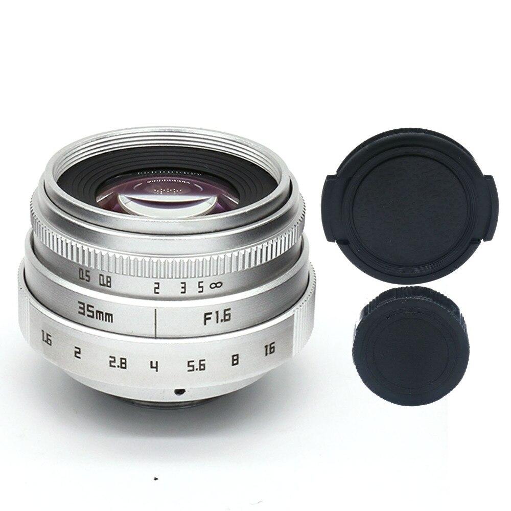 new style fujian 35mm f1.6 C mount CCTV camera Lens II  for Fuji Fujifilm X-Pro1 (C-FX) free shipping new green circle 25mm cctv camera lens for fujifilm x e1 x pro1 with c fx adapter ring free shipping