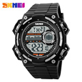 SKMEI Digital Watch Men Outdoor Sports Wristwatch LED Multifunction 50M Waterproof Chronograph Watches Relogio Masculino 1115