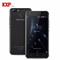 Blackview A7 Pro 4G Smartphone 5 0 Inch Android 7 0 MTK6737 Quad Core 1 3GHz
