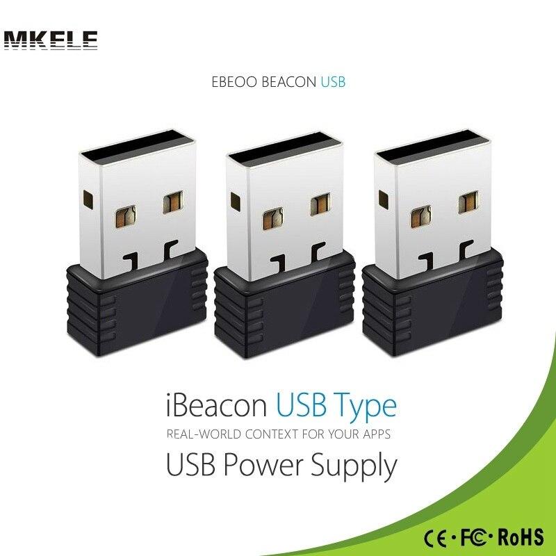 3 pcs BLE 4.0 Base Station Ebeoo iBeacon USB 2pcs lot ble tag beacon base station 30