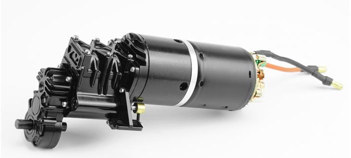 High torque second wave transmission gear box For Tamiya 1