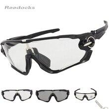 2017 Hot SALE Clear Photochromic Cycling Eyewear Men Women Bike Glasses Sport Sunglasses Outdoor Bicycle Designer Goggles