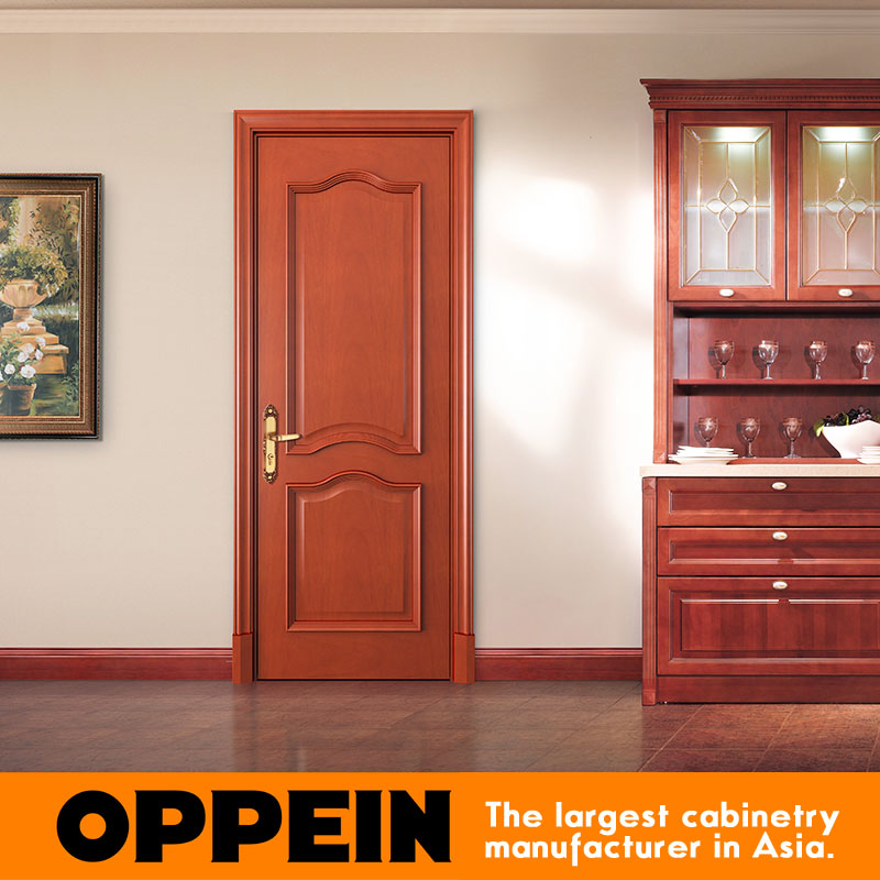 Oppein Noble High Quality Solid Wood Interior Door Yda015d In
