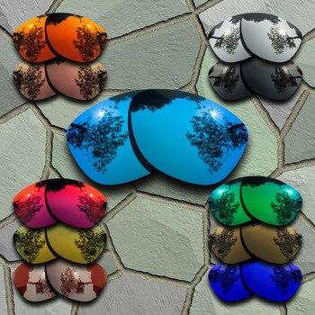 205fb16c37 Gafas de sol polarizadas de reemplazo de lentes para akley Frogskins- variedades