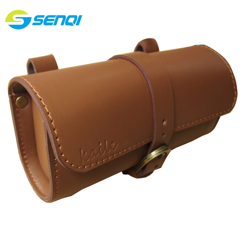 Bicycle Bags Vintage Tail Bag Bike Saddle Back Seat Pouch Cycling Equipment Accessories bicicleta