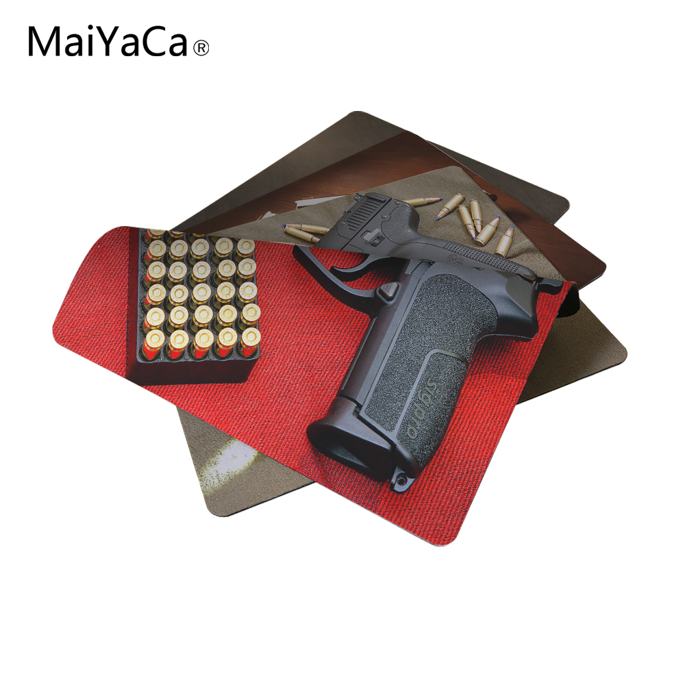 MaiYaCa Fallout - New Vegas Best Game Custom Mousepads Rubber Pad 18*22cm and 25*29cm