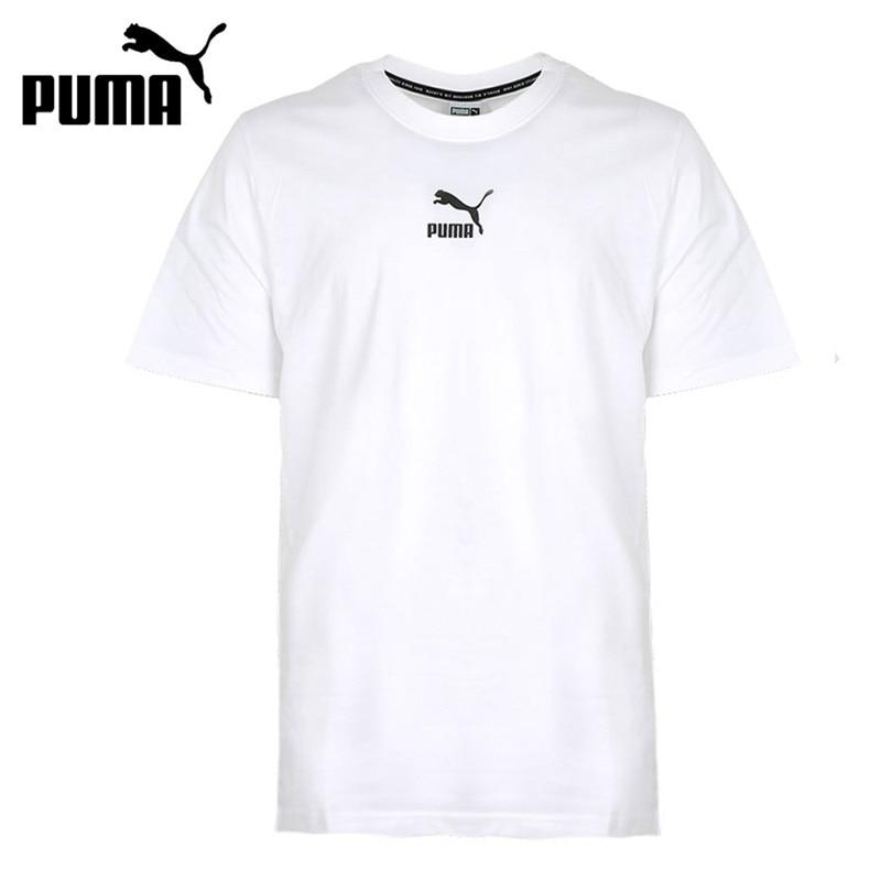 Original New Arrival  PUMA Wild Pack Tee Mens T-shirts short sleeve SportswearOriginal New Arrival  PUMA Wild Pack Tee Mens T-shirts short sleeve Sportswear