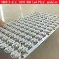 2 - 98Pcs Addressable SK6812 3535 mini Board (8mm*3mm) heatsink RGB LED pixels 5V Black PCB / White PCB similar WS2812B