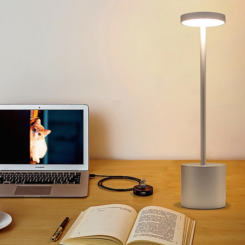 USB stylowe, lampę regulowany